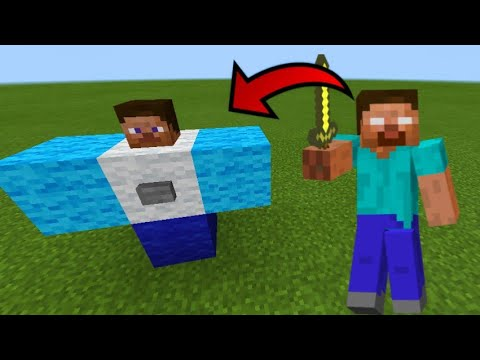How To Spawn Herobrine In Minecraft