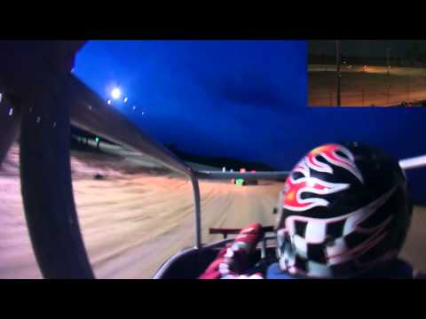 M.O.R.A Cage Cam - Crystal Motor Speedway, June 2nd, 2012
