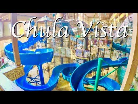 Chula Vista Wisconsin Dells Full Tour - Indoor & Outdoor waterpark