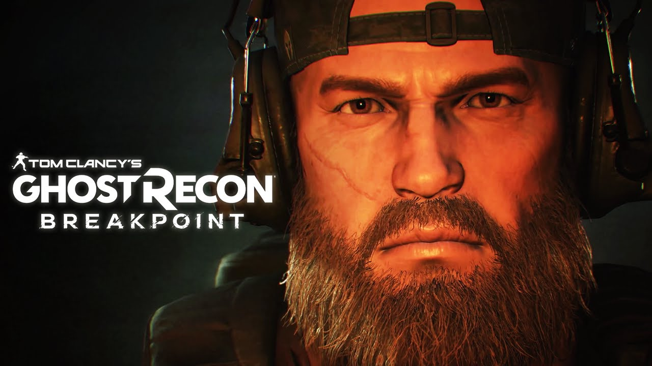 Ghost Recon Breakpoint - Official 4K AI Teammates Teaser Trailer