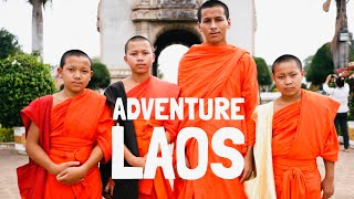 ADVENTURE : LAOS [4K]