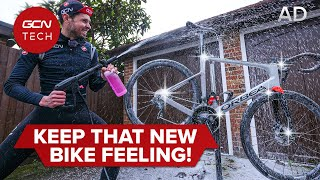 How To Keep Your New Bike Supe…