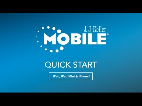 KellerMobile® For IPhone® & IPad® AOBRD - Quick Start To Common Daily Functions
