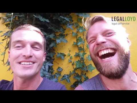 Philip interviewt Philip (Huff) over schrijven en ondernemerschap - Legalloyd Vlog