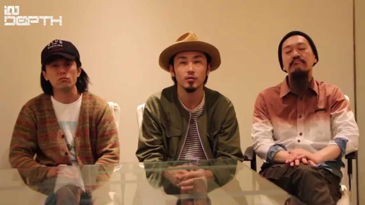 ACIDMAN Interview for 有と無 H...