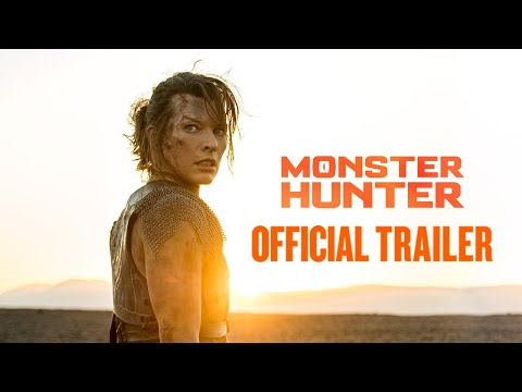 MONSTER HUNTER - Official Trailer (HD)