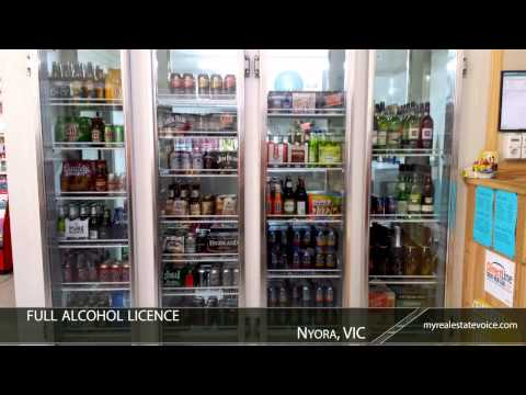 Leasehold General Store with Residence Business for Sale - Nyora, VIC