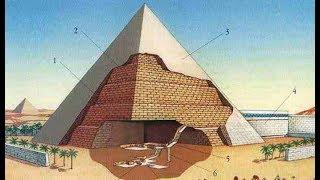 Ученые поняли, как пирамиды защищались от грабителей. Живым никто не уходил. Рецепт Фараона.