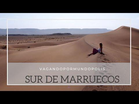 Sur de Marruecos: Tamegrout, Dunas de Tinfou, Tagounite y Beni Sbih