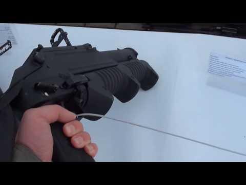 Russian KBP GM-94 43mm Multi-Role