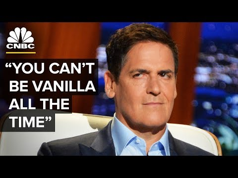 Mark Cuban Defends Elon Musk's Leadership: 'You Can't Be Vanilla All The Time' | CNBC