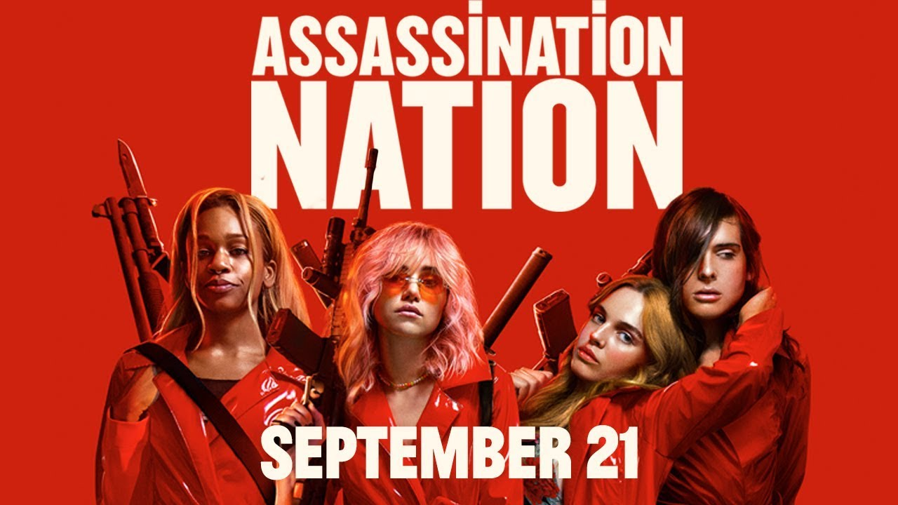 Assassination Nation [:60s] - Sassy | In Theaters September 21 ...