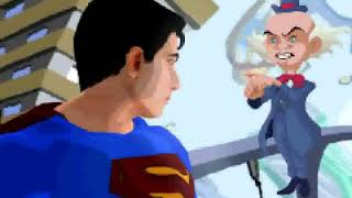 Superman Returns:  Fortress of Solitude (GBA) - Chapter 10