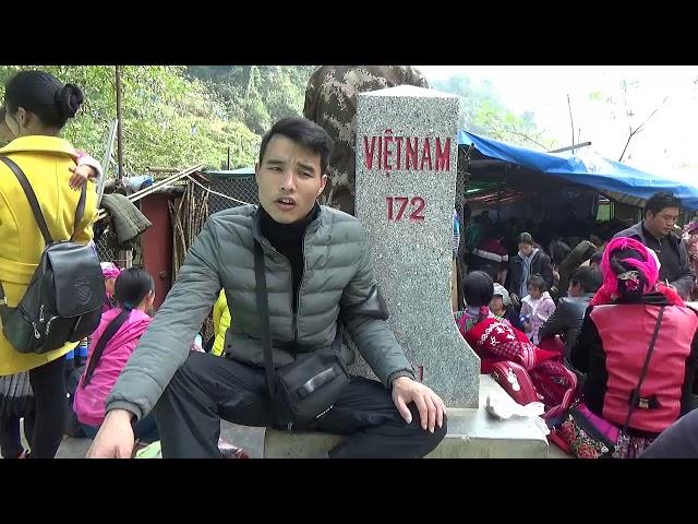 DTVN - Lần đầu khám phá CHỢ BIÊN GIỚI Việt Nam - Trung Quốc