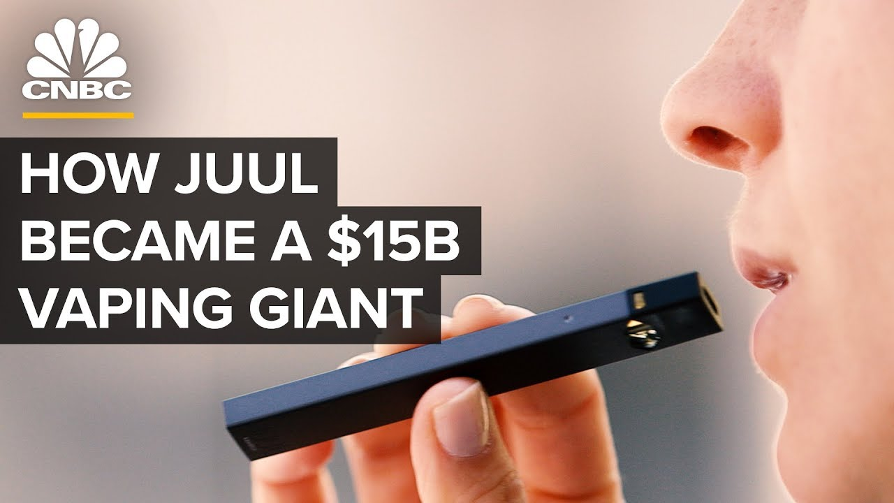 New Study Suggests JUUL Gained Huge Market Share by Attracting Teen
