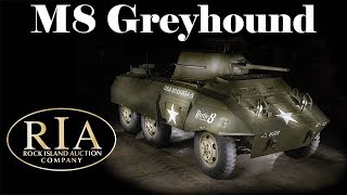 Inside The Chieftain's Hatch: M8 Armored Car