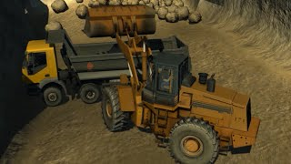 Mining and Tunneling Simulator: Are They the Miners?