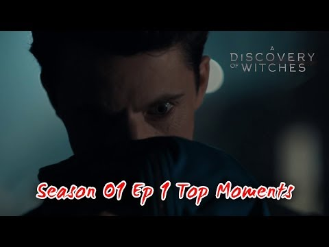 A Discovery of Witches Season 1×01 Review | CJD Explains