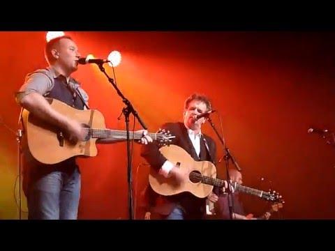 Manran & Donnie Munro Band - Tillidh Mi - Barras 2015 Live