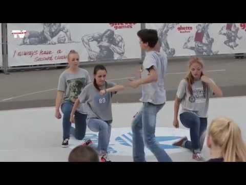 New Skill  | Ghetto Dance Crew Challenge 2014