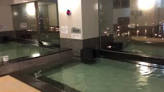 天然温泉ホテルパコ釧路①大浴場 2019年1月26日 北海道釧路市