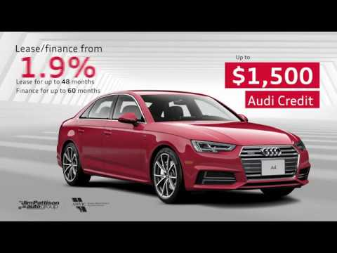 The All-New 2017 Audi A4. Save this July at Audi Edmonton North.