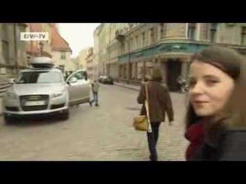 euromaxx | Latvian Encounters with Violinist Baiba Skride, 2