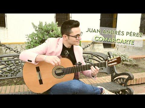Juan Andrés Pérez, un joven talento de la guitarra con mucha proyección de futuro