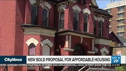 OCAP wants vacant properties turned into affordable housing