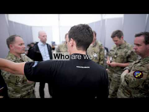 What is the NATO Communications and Information Agency?