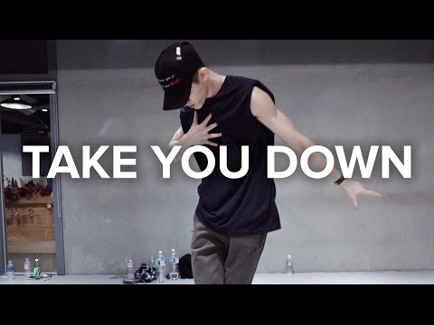 Take You Down  Chris Brown  Bongyoung Park Choreography