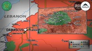 26 февраля 2018. Военная обстановка в Сирии. Продвижение сирийской армии в Восточной Гуте.