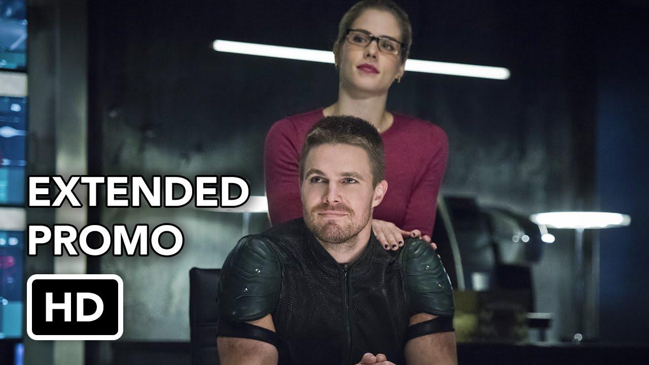 "Download Arrow 4x07 Extended Promo ""Brotherhood"" (HD)"