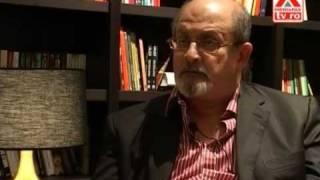 Mediafax talks with Salman Rushdie in Bucharest (2) - November 2009.mp4