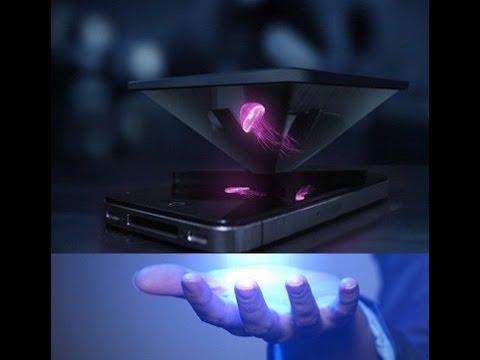 Como fazer um vídeo para hologramas no celular - YouTube