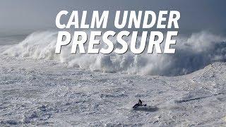 Calm Under Pressure - Big Wave & Dramatic Rescue Sequence #Dro…