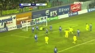 Динамо 0-1 Анжи Dinamo Moscow 0-1 Anzhi Makhachkala.wmv