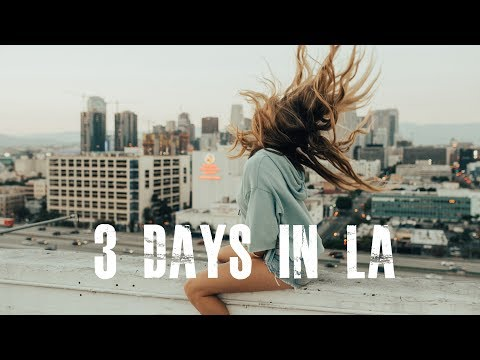 3 Day Trip to Los Angeles -- Mitchell Thayne