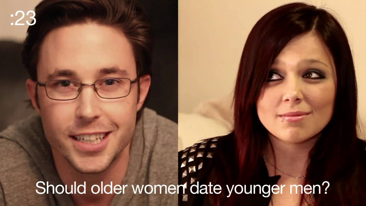 Dating sites for younger men who want older women