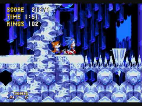 Sonic the Hedgehog 3 Limited Edition Prototype 1994/05/17 (3C 0517) - Track 26 - Credits Medley