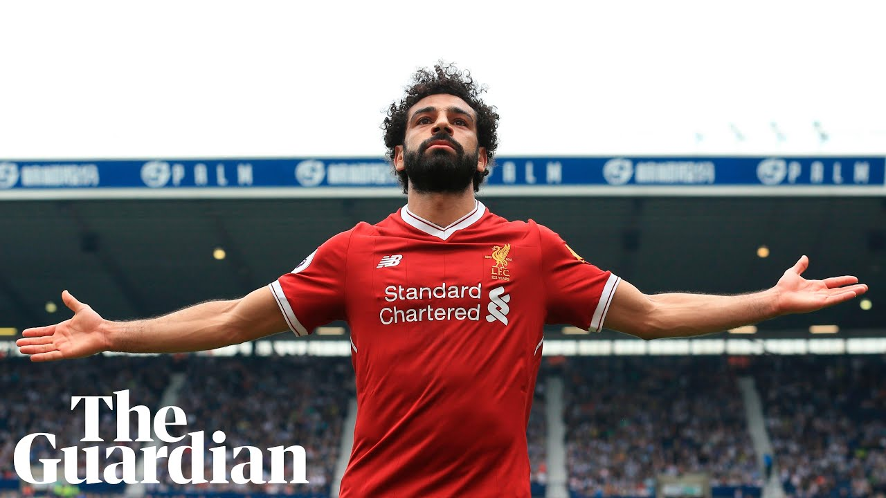 Mohamed Salah: The rise of the Egyptian king – video