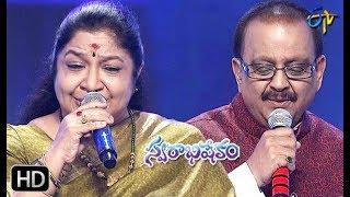 Ninnu Road Meeda Song | SP Balu, Chithra Performance | Swarabhishekam | 30th June 2019 | ETV Telugu
