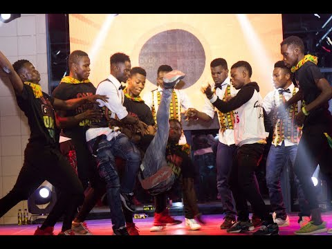 RUSH ENERGY GHANA DANCE AWARDS - 2017 - NOMINEES LAUNCH