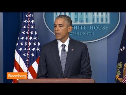 Obama: Missile That Hit MH17 Fired From Rebel Area