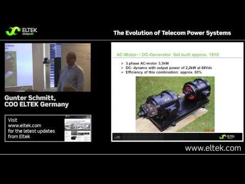 The Evolution of Telecom Power