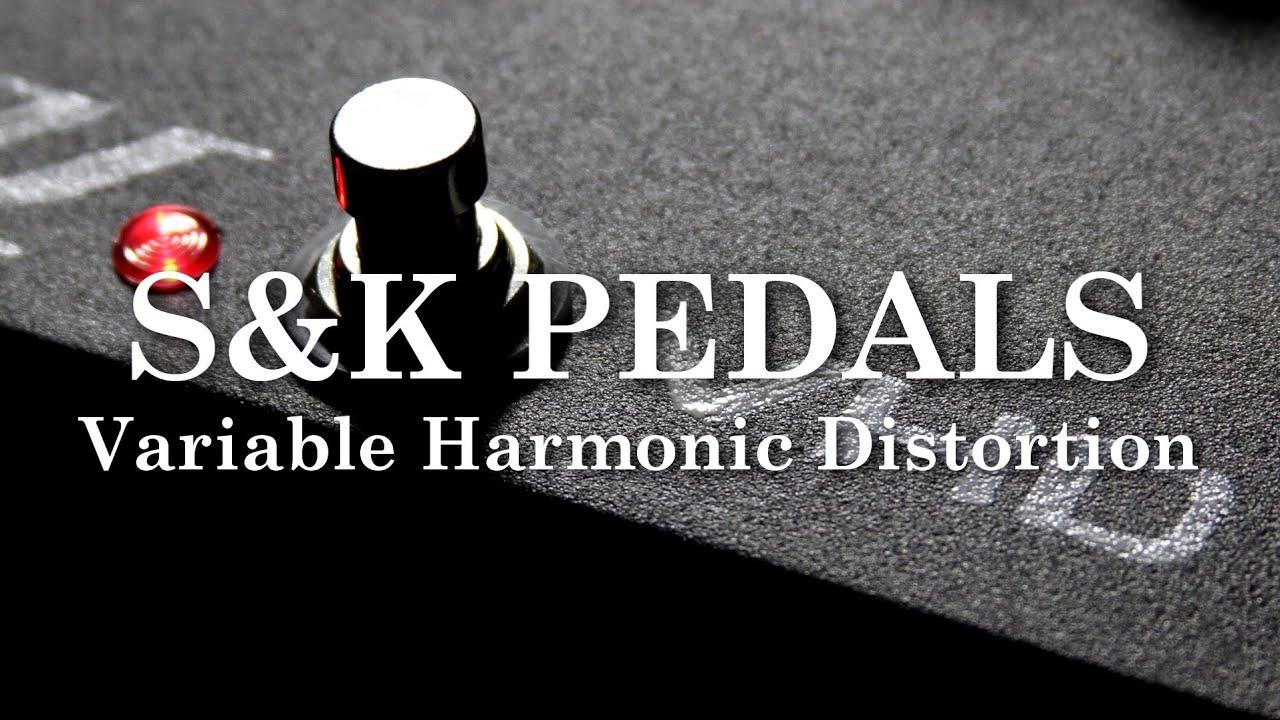 S&K VHD (VH140c preamp pedal) | SevenString org