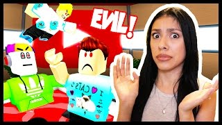 ESCAPE THE EVIL YOUTUBERS in Roblox - Lets Save YouTube!