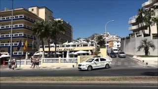 Las Arenas Hotel, Benalmadena, Costa Del Sol - August 2015