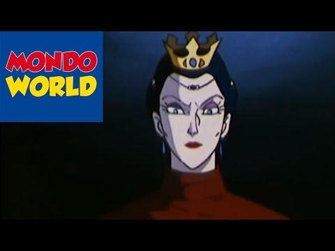 A GREEN-BLUE DEVIL - The Legend of Snow White, ep. 13 - EN
