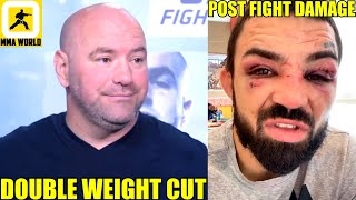 Dana White reveals why Tony Ferguson isn't fighting New UFC signee Michael Chandler next,Mike Perry